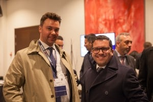Dr. Jonathan De Giovanni, Managing Partner at Cathay Associates Malta (represented by WDM International) and Mr. Charles Ingham, Associate at same.